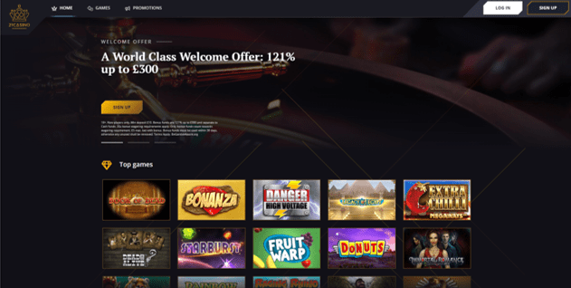 21Casino - Online Casino UK