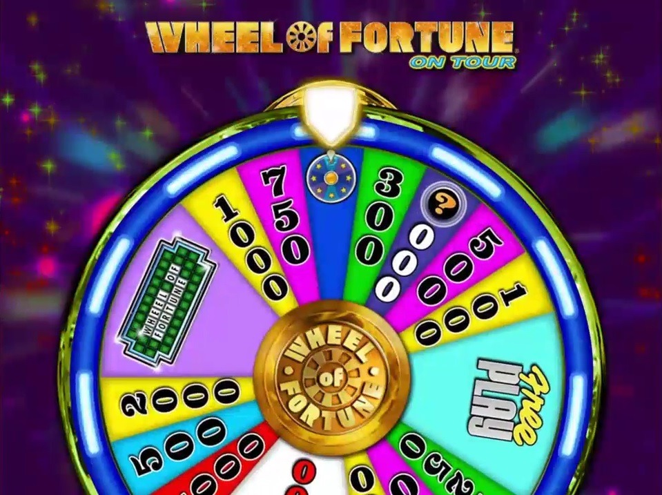 Wheel of Fortune On Tour - Online casino UK