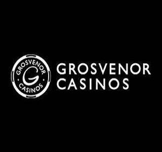 Grosvenor Casino Logo - Online Casino UK