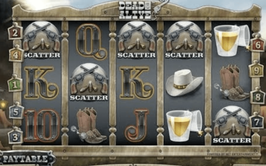 Dead or Alive Online Slot Review - Online Casino Games UK