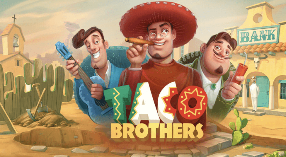 Taco Brothers - Online Casino UK