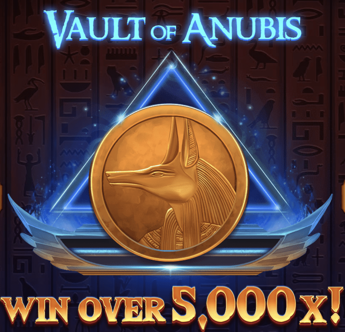 Vault of Anubis - Best online casino offers