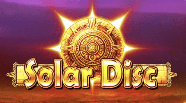 Solar Disk - Online Casino Games UK