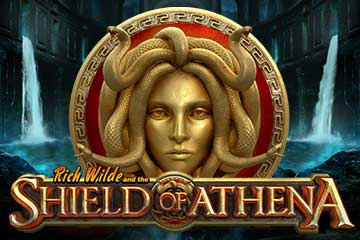 Rich Wilde and the Shield of Athena - Online Casino UK