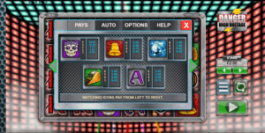 Danger high voltage slot payouts